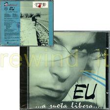 """EU """"...A RUOTA LIBERA..."""" RARO CD 1991 - SIGILLATO"""