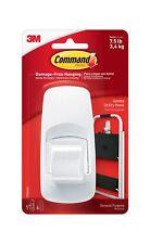 Command 17004 Jumbo Plastic Hook with Adhesive Strips, 1 Hook 4 Strips