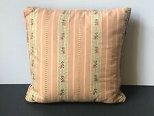 Rare RALPH LAUREN LILLIAN STRIPE Chintz Down Throw PILLOW Evelyn STRIPE $135