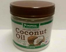 Tropical Plantation Organic Coconut Oil - 24 Fl oz.Sealed