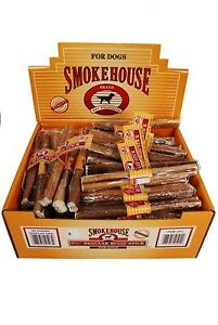 SMOKEHOUSE Bully Sticks 6.5in 60ct D