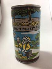 Wau-Na-Beer Gemütlichkeit Vintage Beer Can #2