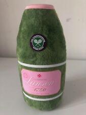 Lanson Rose Champagne Wimbledon Edition Bottle Cooler Zip Jacket
