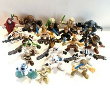 CHOOSE: 2004 Star Wars Galactic Heroes Figurine * Fair+ Cond * Combine Shipping!