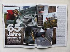 65 Jahre Land Rover - Impression - Auto Motor Sport Heft 11/2013