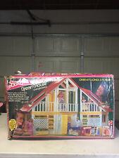 Vintage Barbie Dream House (unfurnished)