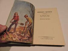 VINTAGE Hidden Money DOROTHY KEEN John Harris 1948 1st HC Peggy Desmond