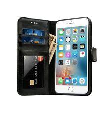Iphone 6 Premium de lujo Billetera Abatible Estuche Cubierta con ranuras de identificación con foto paquete 6S