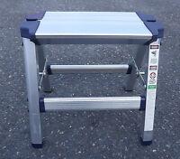 Folding aluminium steps suit VW camper motorhome RV caravan kitchen lightweight