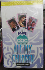 26-Yr.Old*ABC Soap Opera ALL MY CHILDREN Boxed Collector Cards-Susan Lucci