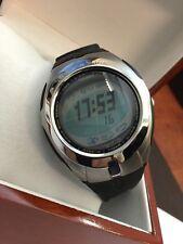 Casio reloj data bank con mucho funciones 5 alarma World Timer iluminador.edb-501