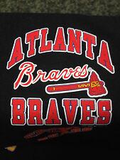 Mlb Atlanta Braves Stahls Transfer / Decal 4 1/4 X 4 1/2 Inch
