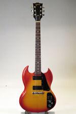 Gibson 1972 SG III/Cherry Sunburst  Electric Guitar (Used)
