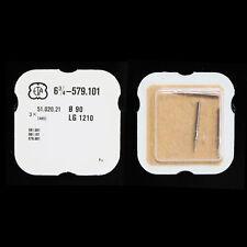 Genuine Brand New ETA Swiss 6 3/4 - 579.101 Replacement Watch Stem Crown 1 Pc