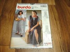 BURDA-PLUS Schnittmuster 2982               2x  KLEID            50-60