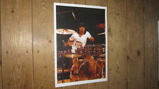 Keith Moon The Who Great Colour Poster