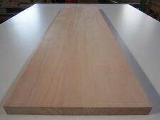 Bucheplatte (€25,86/m) 20x230x850mm 4-seitig gehobelt Leimholz Platte massiv TOP