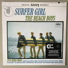 LP The Beach Boys-Surfer Girl (New + Download Code)