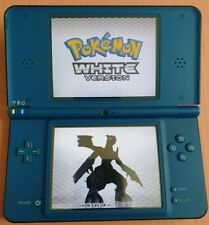 Nintendo DSi XL Console - Midnight Blue With Pokemon White