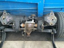 FORD BF XR6 FALCON NON LSD DIFF 2:73 RATIO WITH AXLE /COMPLETE