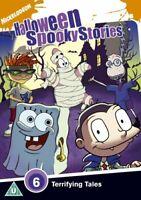 Nicktoons: Halloween Spooky Stories [DVD][Region 2]