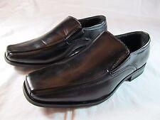 "NWT MEN'S ""CALL IT SPRING"" DOGAN BLACK DRESS  SHOES, size 8 M , Slip-on"