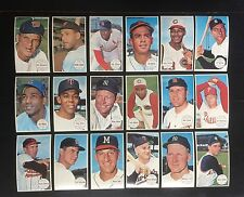1964 Topps Giant Partial Set Lot w/ Mickey Mantle