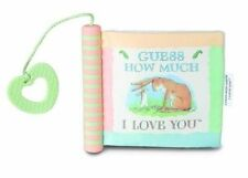 Green Toys How Much I Love You Soft Book With Teether Children Play Birth