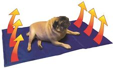Streetwize Dog & Cat Pet Heat Relief Cooling Pad Liner Mat - Large 90cm x 50cm