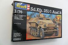 REVELL 1:76 KIT CARRO ARMATO Sd.Kfz. 251/1 Ausf. B LUNGHEZZA 7,5 CM  ART 03231