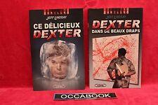 Ce délicieux DEXTER + DEXTER dans de beau draps - Livre grand format - Occasion