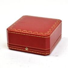 Cartier WATCH BOX Good Condition #V779