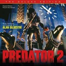 Predator 2 deluxe edition cd sealed varese sarabande 2 cd set