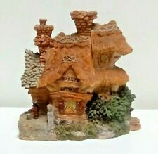 Boyds Bearly Built Villages Boyds Town Bailey's Cozy Cottage Style # 19002 2000