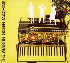 THE MARTIN GREEN MACHINE (ACCORDION/KEYBOARDS) - FIRST SIGHTING NEW CD