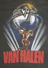 Vintage 1986 Van Halen 5150 tour T-Shirt Soft concert tee sammy hagar M medium