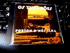 Porton D' Nos Ilha by Os Tubaroes (The Sharkes) (CD Cape Verde African