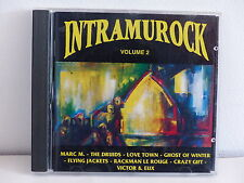 CD Compil INTRAMUROCK 2 MARC M / DRUIDS / LOVE TOWN / GHOST OF WINTER .. IN198