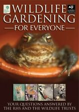 Wildlife Gardening for Everyone (Rhs) by Tait, Malcolm Paperback Book The Cheap