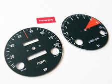 1970-1971 Honda cb750 k1 Speedometer Tachometer Gauge Face Plate (MPH) tach dial