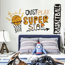 Super Star Wall Sticker For Boys' Room/kindergarten Home Decor DIY Removable