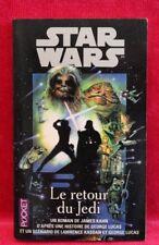 STAR WARS - LE RETOUR DU JEDI - James Kahn