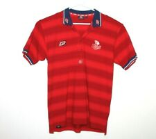 QLD Reds Vintage ISC Polo Shirt Size Men's Small NWOT