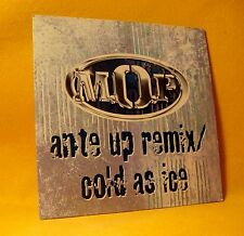 Cardsleeve Single CD M.O.P. Ante Up Remix / Cold As Ice 2TR 2001 BUSTA RHYMES