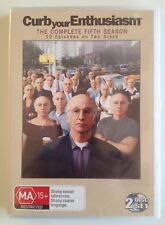 Curb Your Enthusiasm: The Complete Fifth Season. New & Sealed DVD TV Series 5