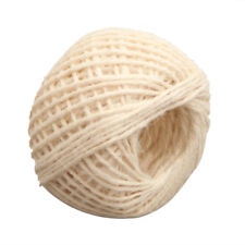 Jute twine 2mm cord string for crafts macrame hippie tribal hemp 55 YDS 19-CLR