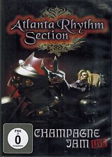 DVD Atlanta Rhythm Section ‎– Champagne Jam Live