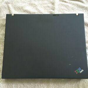 IBM Think Pad T43 Laptop Model 2687-D4U Auction #22*