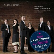 Prince Consort - Ned Rorem - On an Echoing Road [Hybrid SACD -