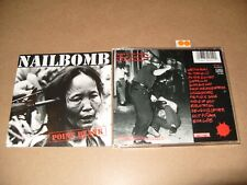Nailbomb Point Blank cd 1997 Excellent + Condition